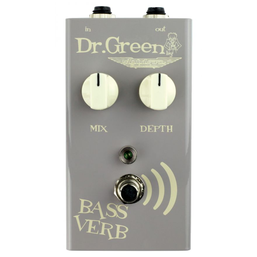 ASHDOWN Bass Verb AS-FSDRGBV - PEDALE EFFETTO RIVERBERO PER BASSO