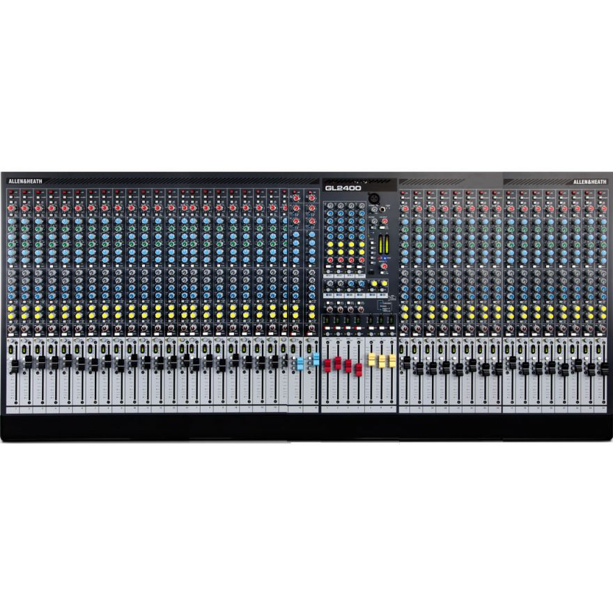 ALLEN & HEATH GL-2400-440 - MIXER PROFESSIONALE 40 CANALI