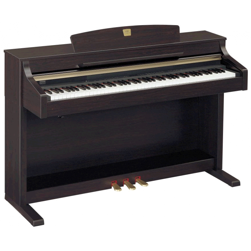 YAMAHA CLP 330 - PIANOFORTE DIGITALE (DARK ROSEWOOD)
