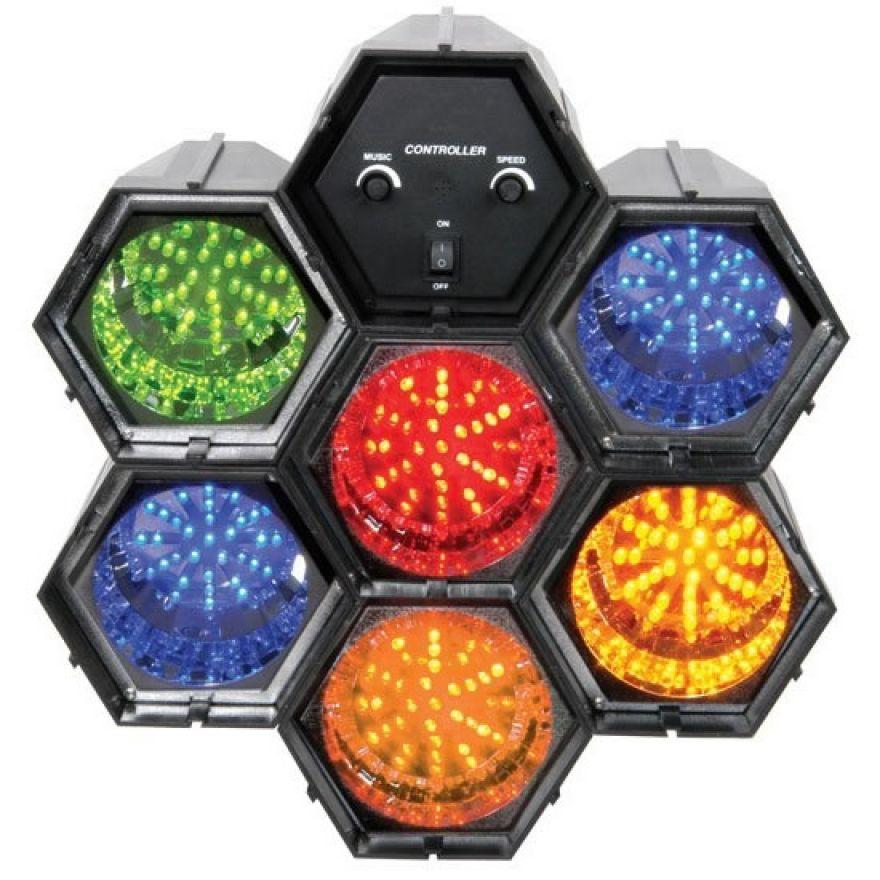 TRONIOS 6 LINKABLE LED LIGHT - EFFETTO LUMINOSO CON MODULI LED