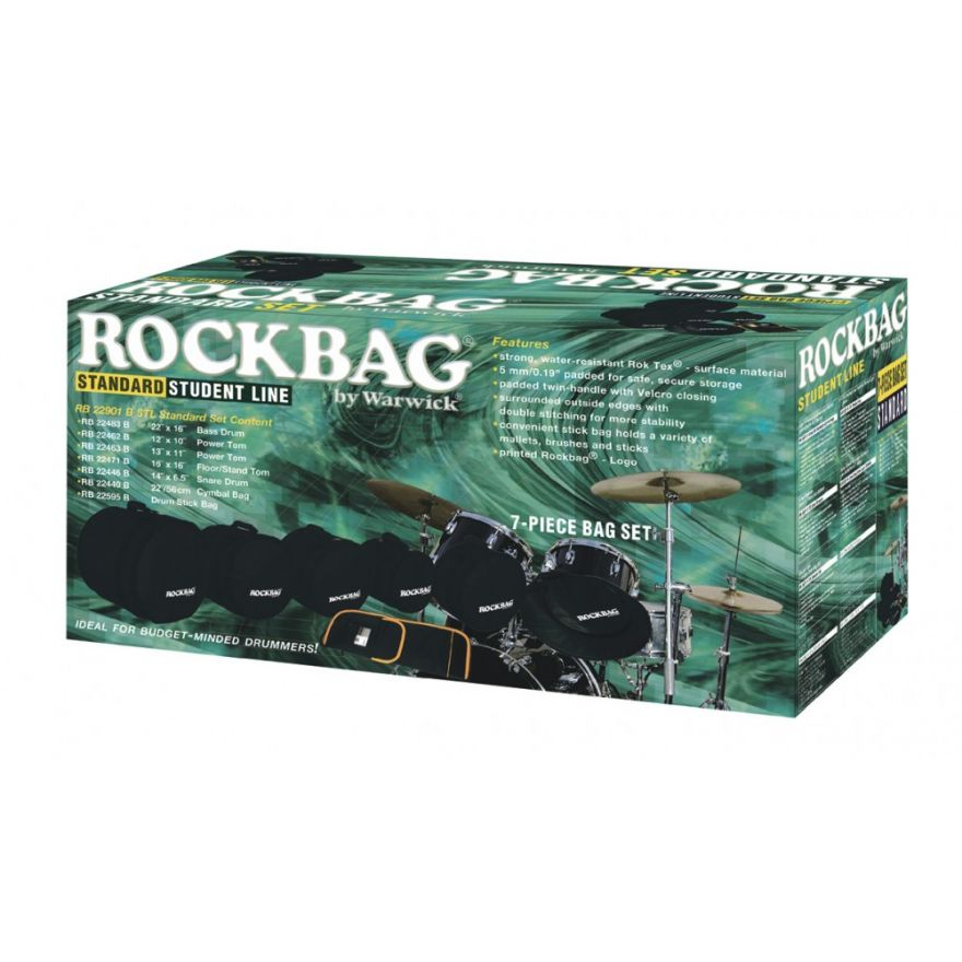 Rockbag RB22901B STL Standard Set