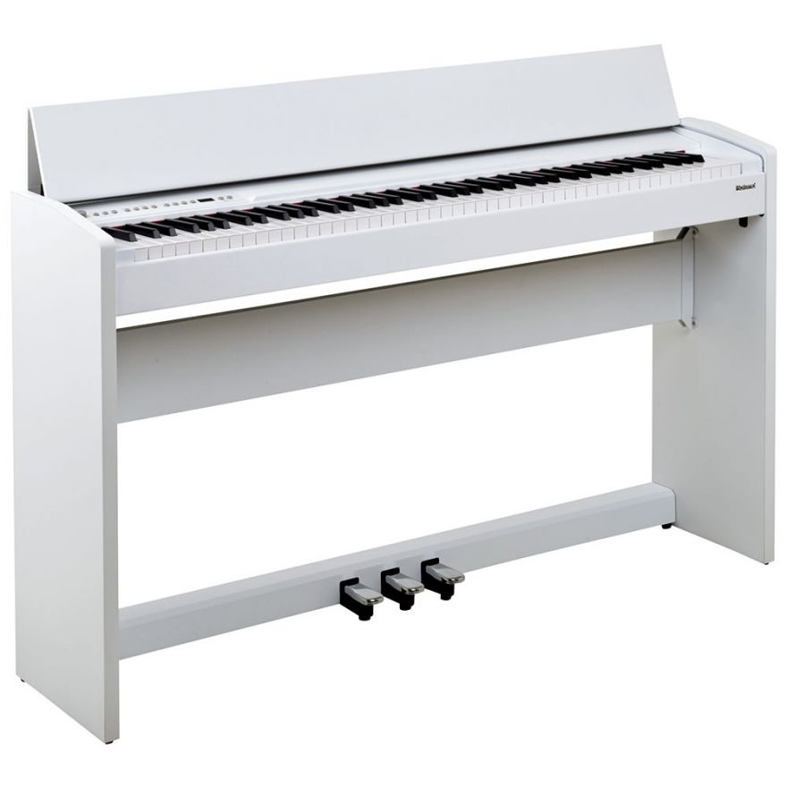 ROLAND F110WH - PIANO DIGITALE 88 NOTE BIANCO