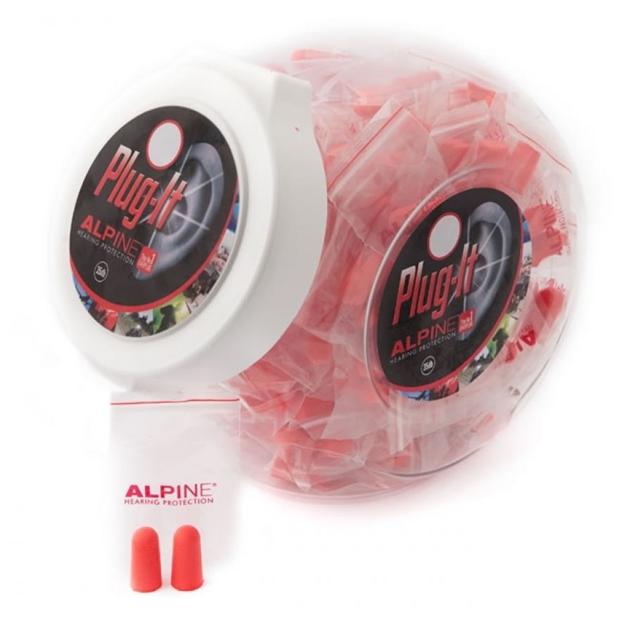 0-ALPINE PLUG-IT - Dispense