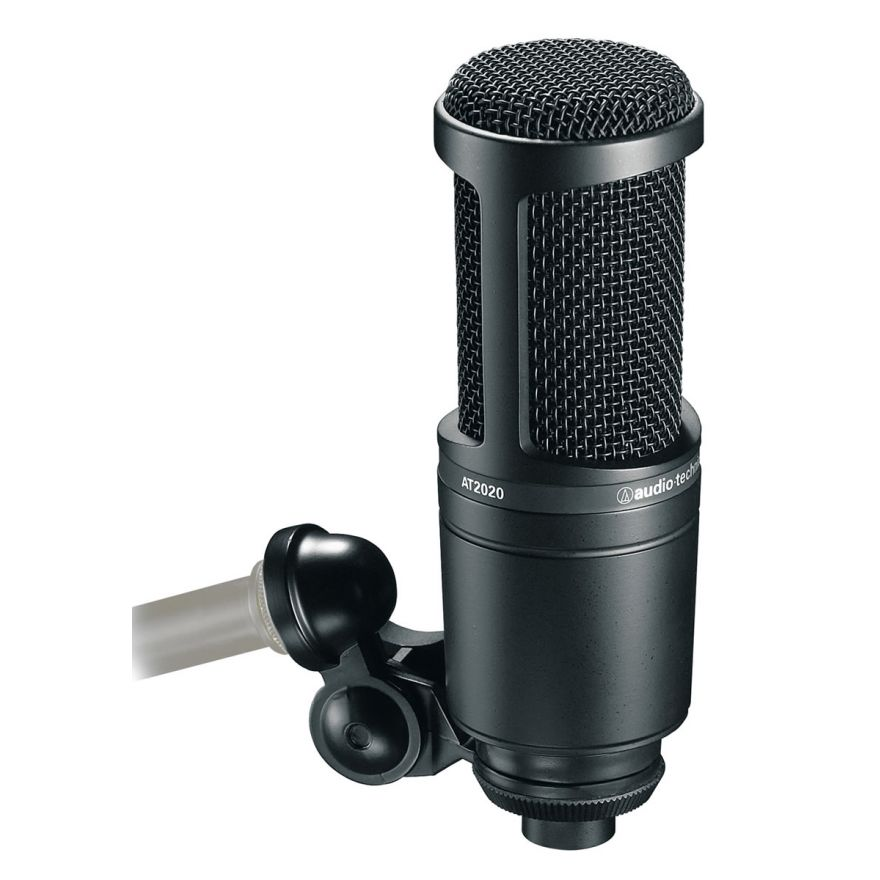 0-AUDIO TECHNICA AT2020 - M
