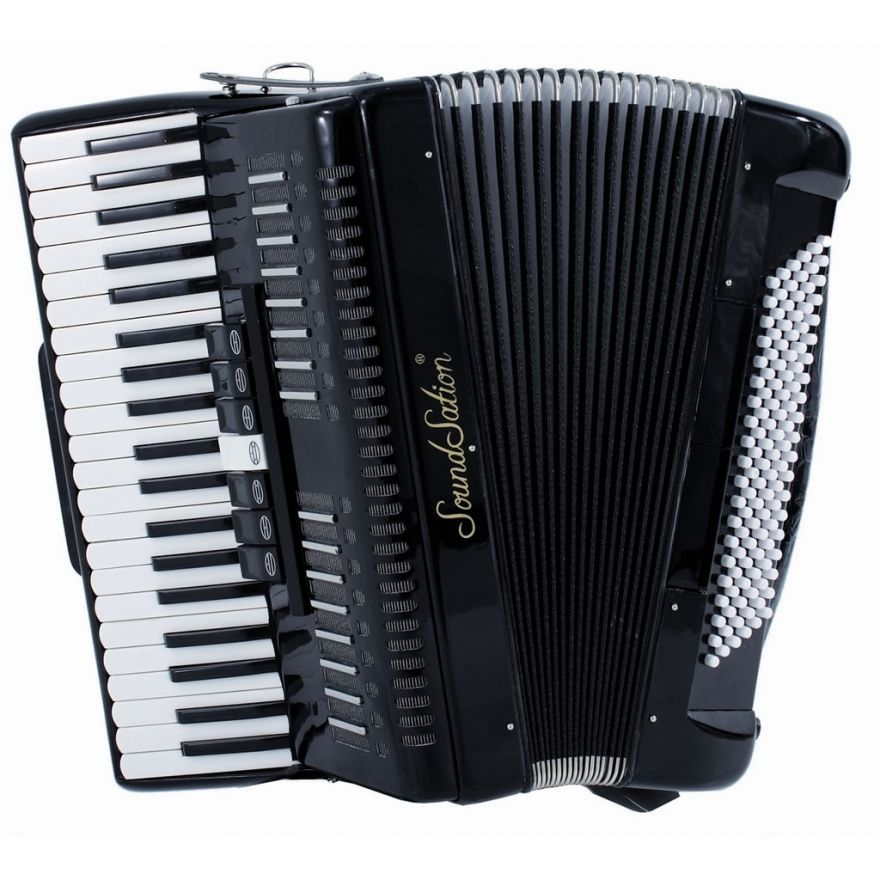 SOUNDSATION SAC-41120-BK - Fisarmonica 41 tasti