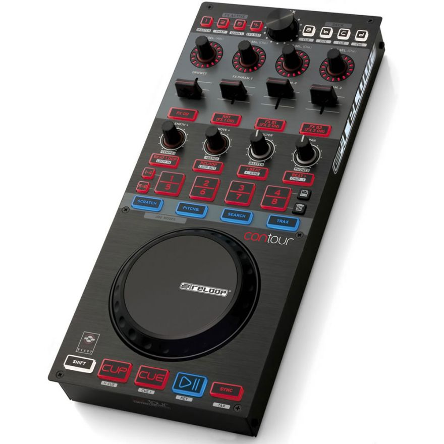 RELOOP CONTOUR Controller Edition - CONTROLLER MIDI/USB