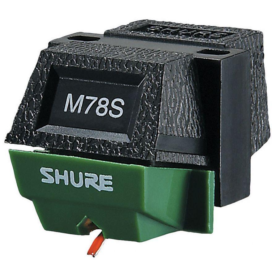 0-SHURE M78S - 78 GIRI