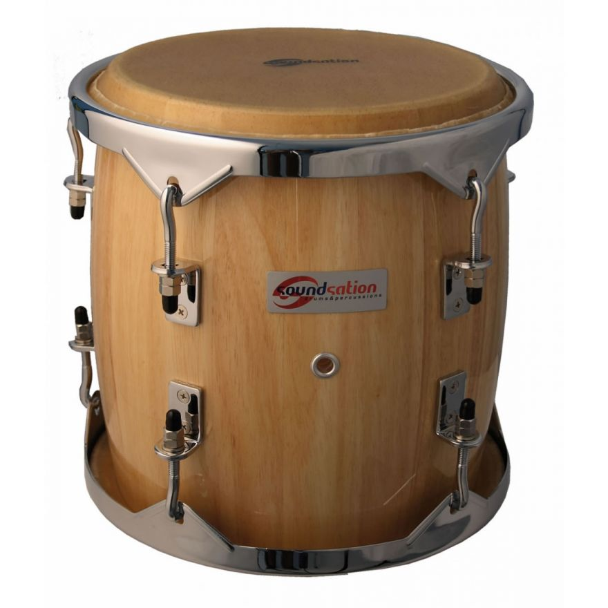 SOUNDSATION STAM-10 - Tambora da 10 in legno