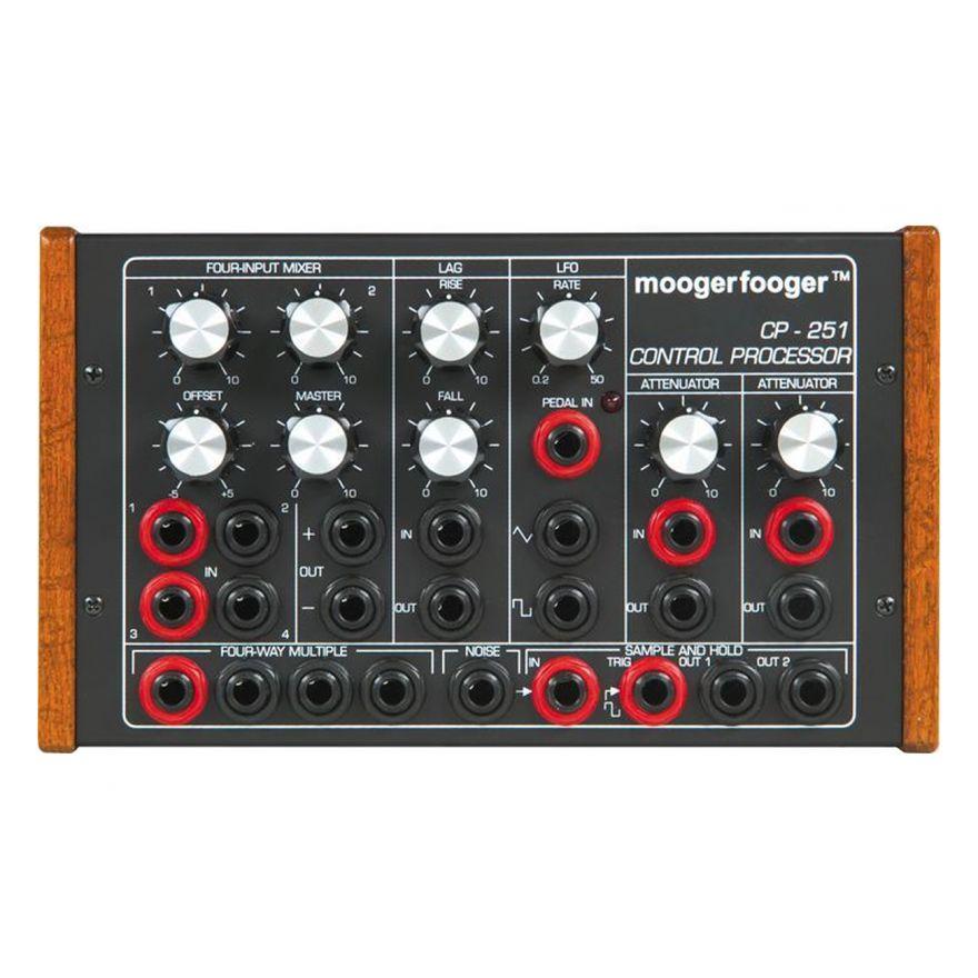 0-MOOG CP-251 Control Proce