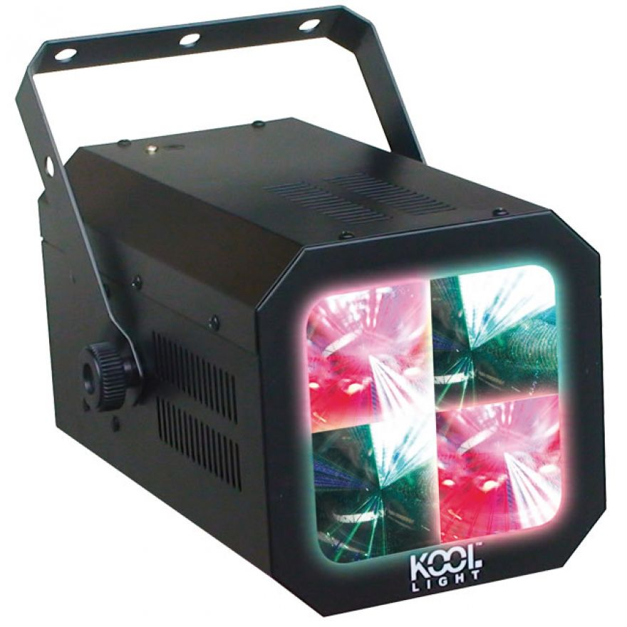 KOOL LIGHT URMIL - EFFETTO LUCE A LED MULTICOLORE