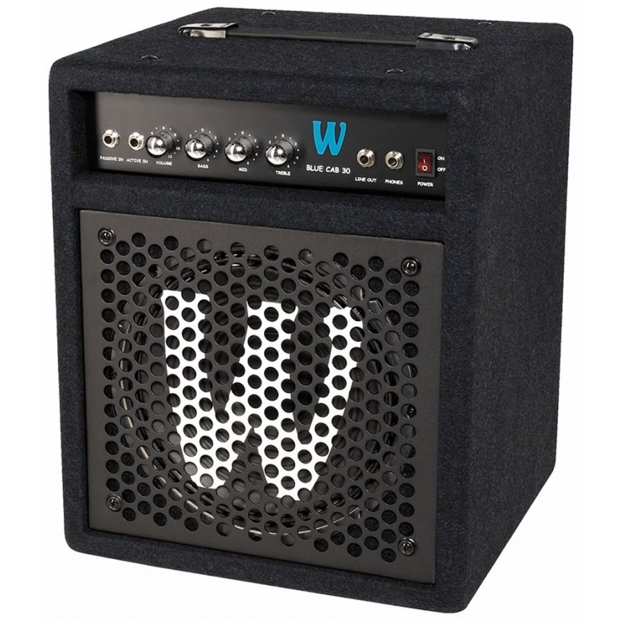 0-WARWICK BLUE CAB 30 - AMP