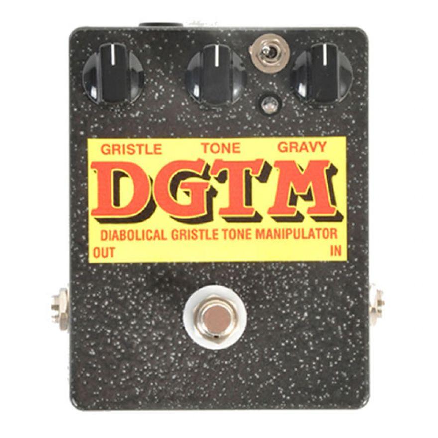 T-REX TR10151 GRISTLE DGTM -PEDALE OVERDRIVE-