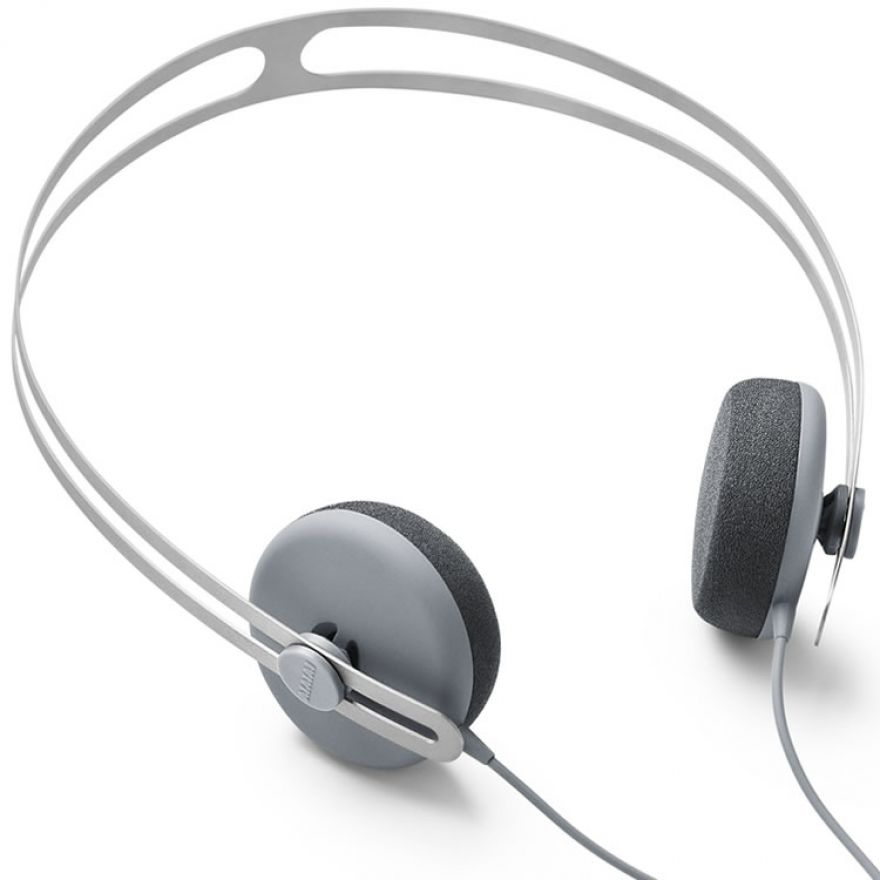 AIAIAI Tracks GREY W MIC -CUFFIA CON MICROFONO PER iPad, iPhone