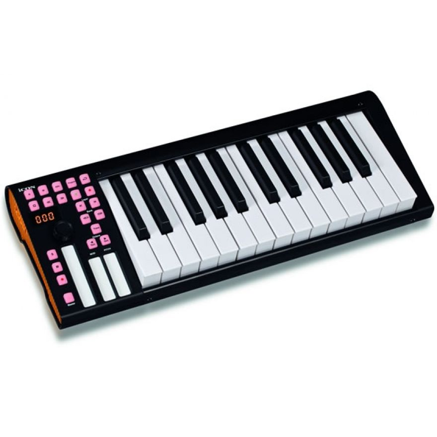 ICON I-KEYBOARD 3 - TASTIERA MIDI/USB 25 TASTI