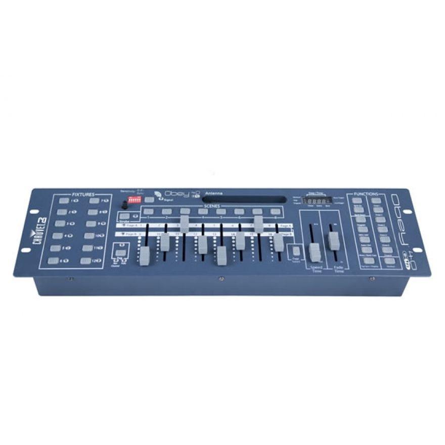 CHAUVET DJ OBEY 40 D-FI 2.4