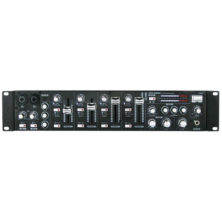 KARMA ZPR 2820 - Mixer a zone 8 canali