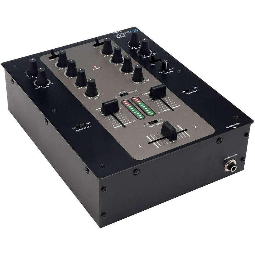 STANTON M203 - MIXER PER DJ A 2 CANALI