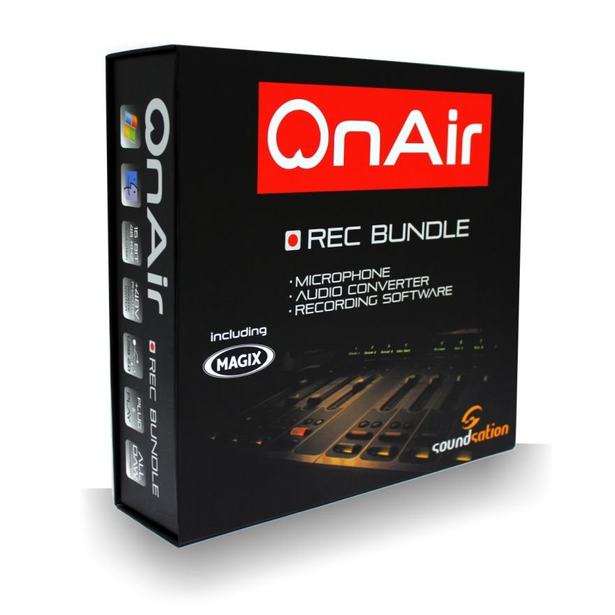 SOUNDSATION On Air BUNDLE