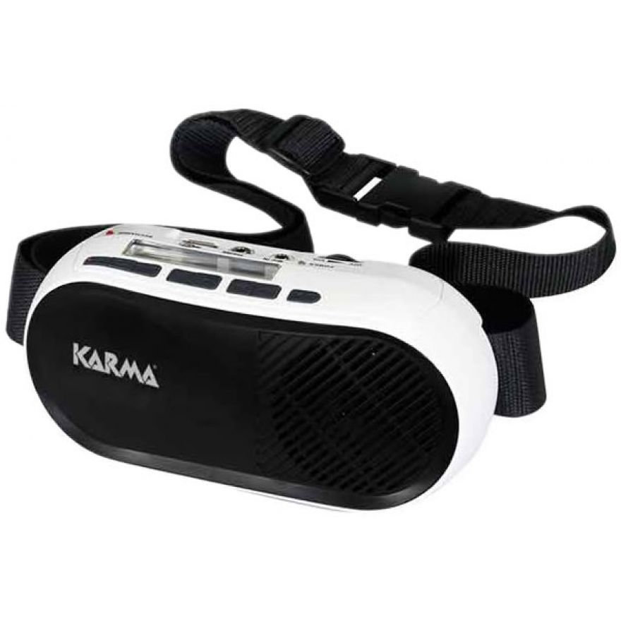KARMA BM 538USB - AMPLIFICATORE DA CINTURA Mp3 25W