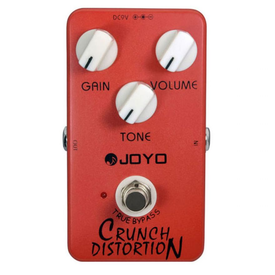 0-JOYO JF-03 CRUNCH DISTORT