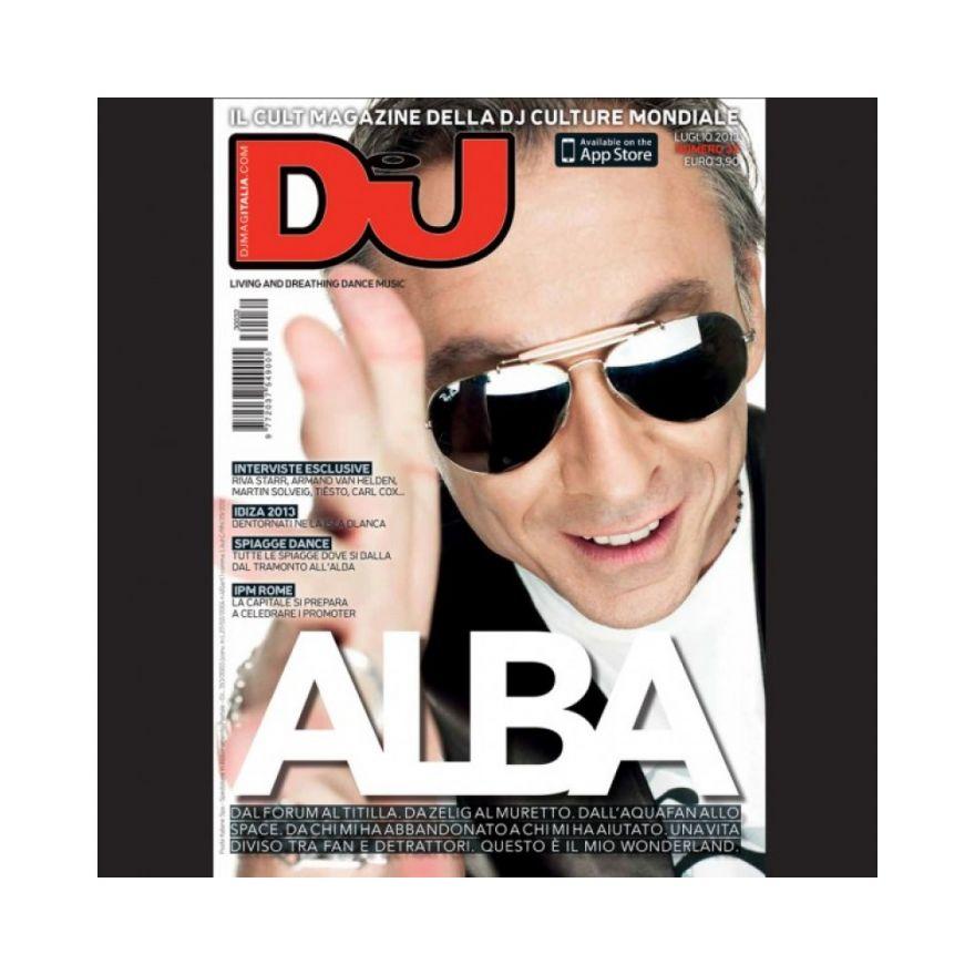 DJ MAG ITALIA DJ MAG LUGLIO 2013