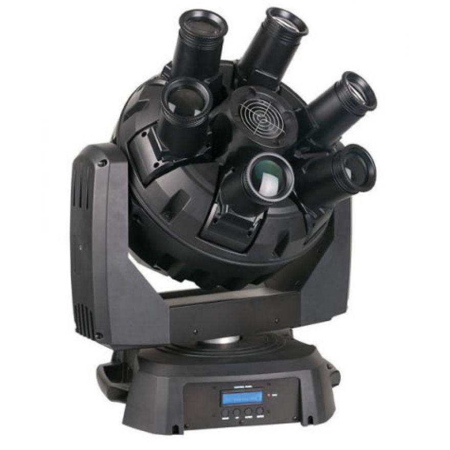 SHOWTEC XS-6 - TESTA MOBILE BEAM LED