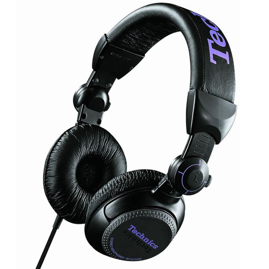 TECHNICS RP-DJ1200 Cuffia professionale per DJ