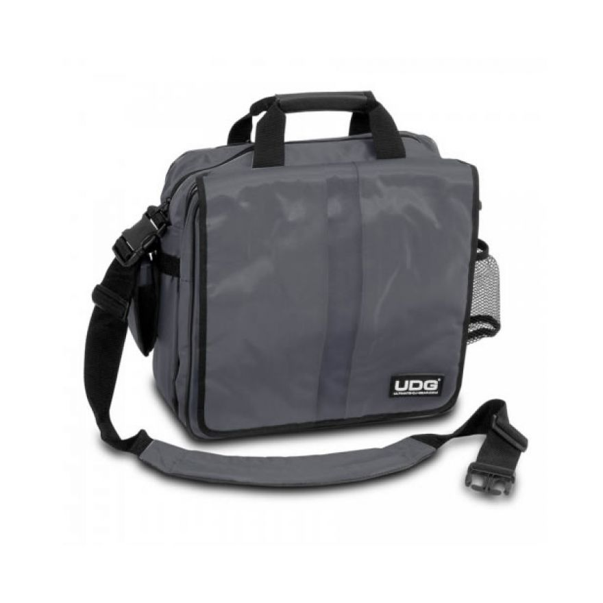 UDG COURIER BAG DELUXE STEEL GREY
