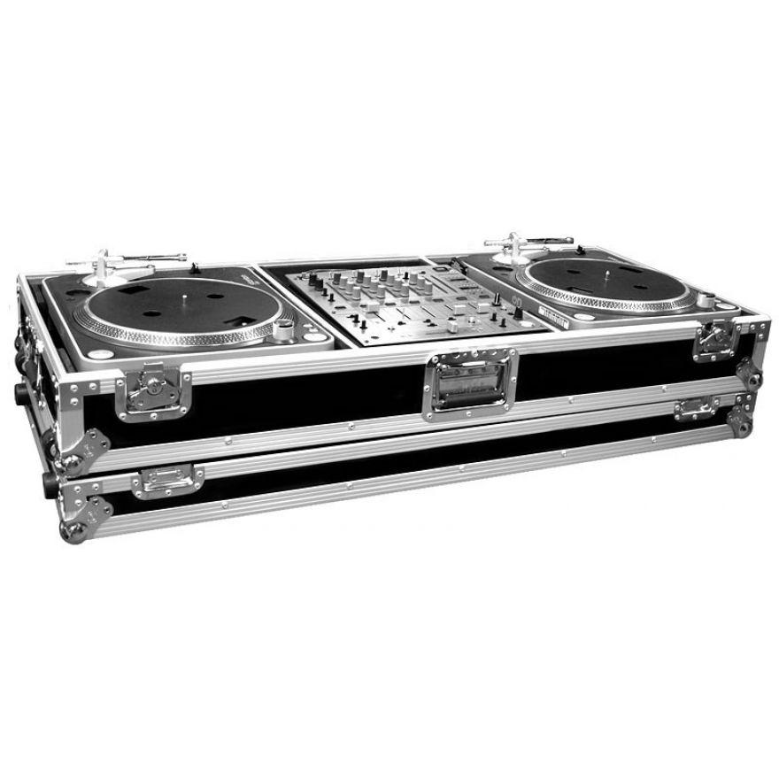 ROAD READY RRDJ12W - CASE PER 2 GIRADISCHI + MIXER PIONEER DJM..
