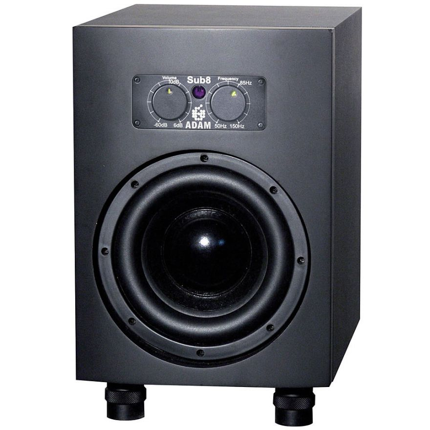 0-ADAM SUB 8 - SUBWOOFER AT