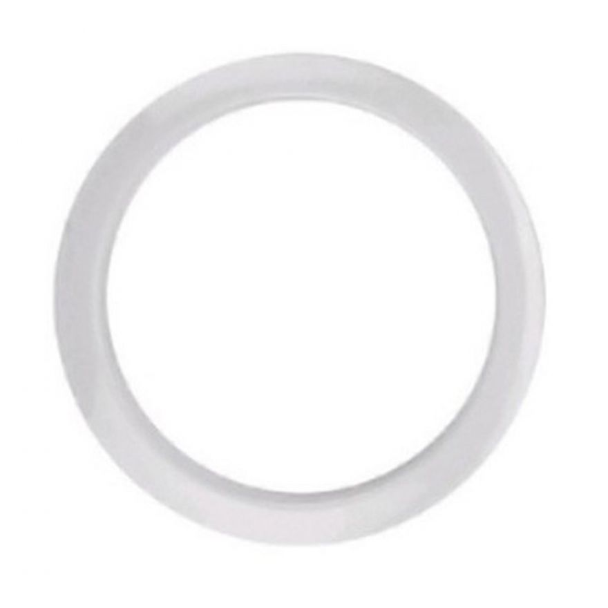 0-BASS DRUM O's HW4 White -