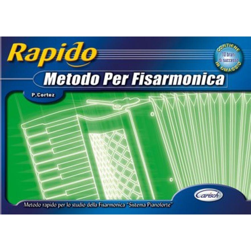 CARISCH Cortez, Pablo - RAPIDO - METODO PER FISARMONICA