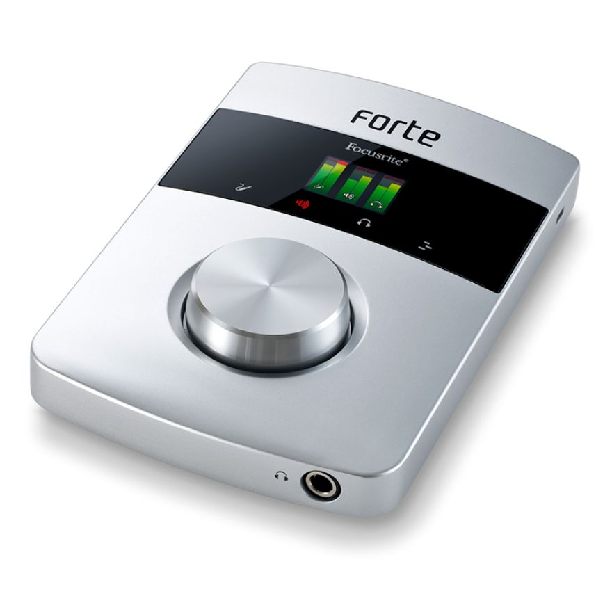 FOCUSRITE Forte - INTERFACCIA AUDIO USB 2-IN 4-OUT