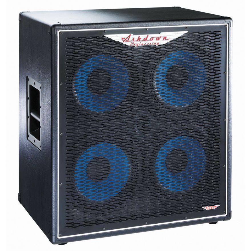 ASHDOWN ABM 410H Cabinet ABM410HEVO3 - CASSA PER BASSO 650W Coni 4x10
