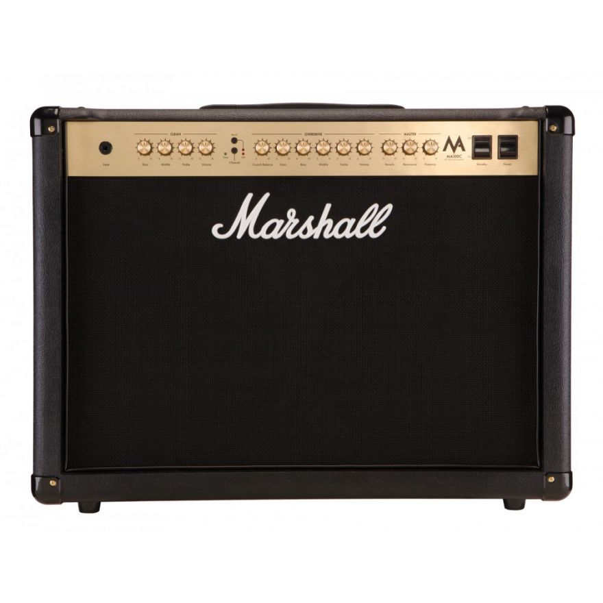 MARSHALL MA100C  100W All Valve Amplifier 2 x 12 Combo