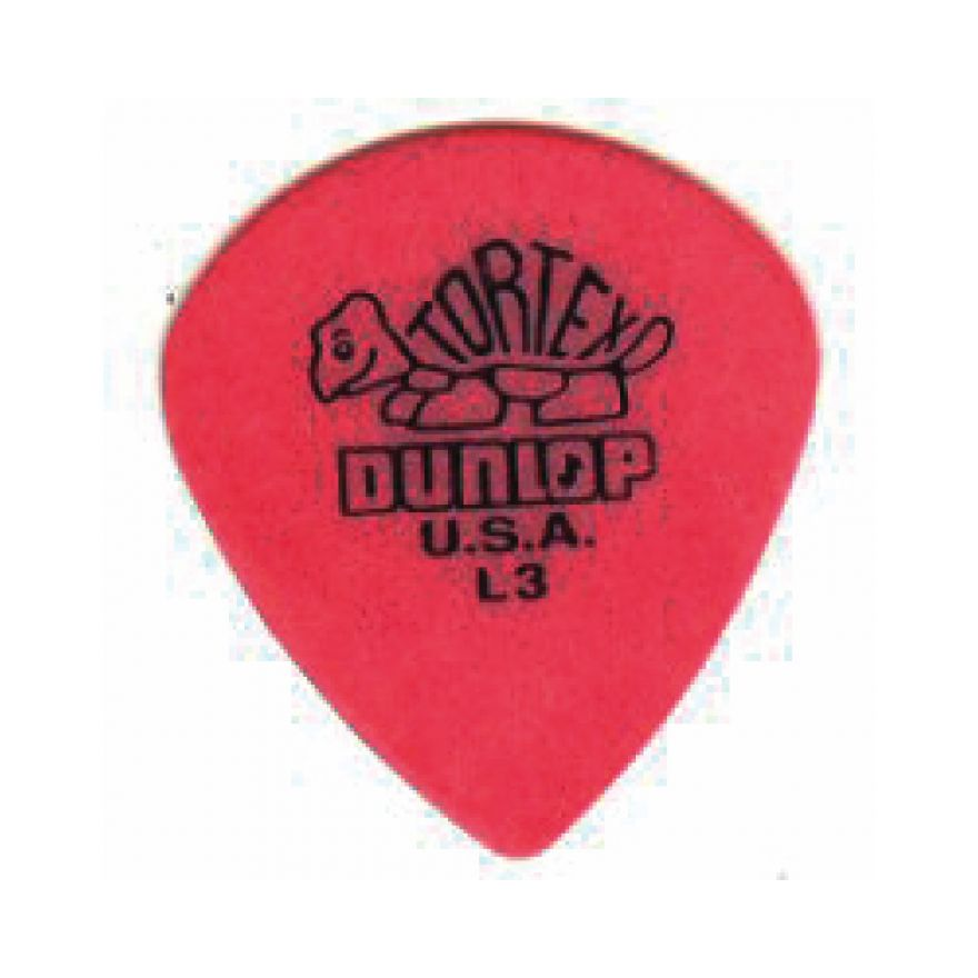 Dunlop 472RL3 TORTEX JAZZ PK - 36/BAG