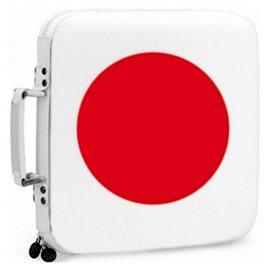 SLAPPA SL24015 Japan - CASE PORTA CD DA 240 POSTI