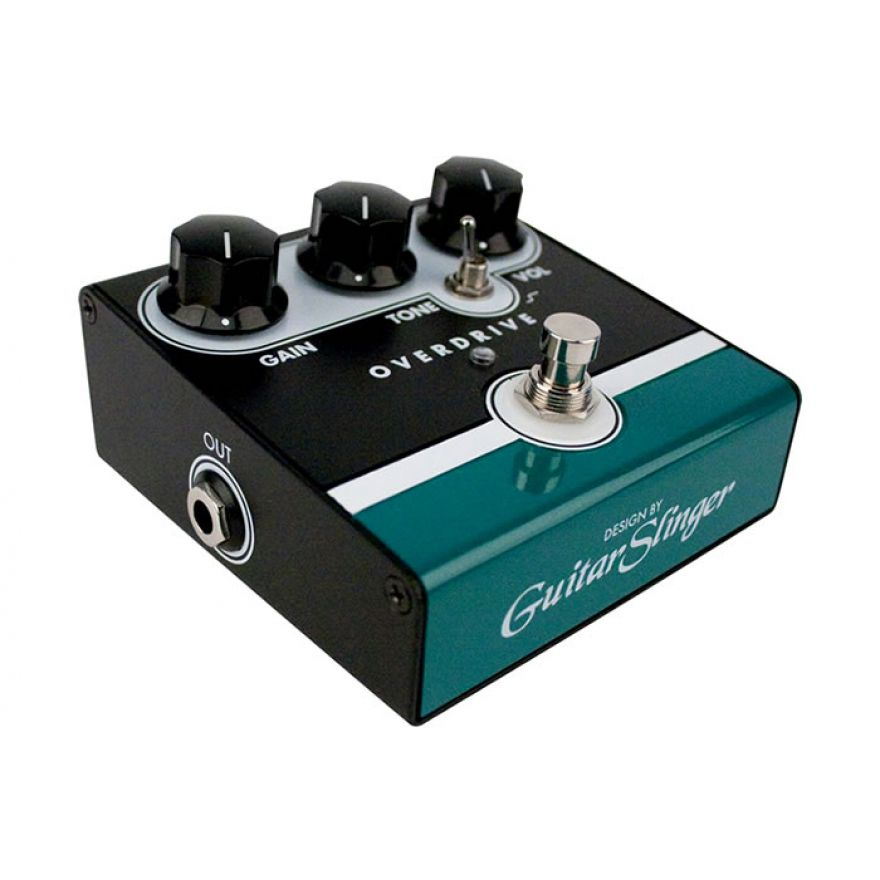 JET CITY GS OVERDRIVE Guitar Slinger - EFFETTO A PEDALE