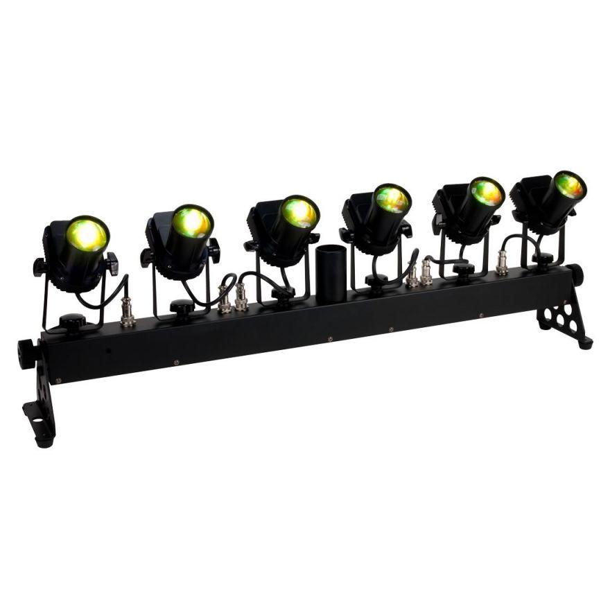 AMERICAN DJ TRIBAR SPOT - SISTEMA PINSPOT A LED