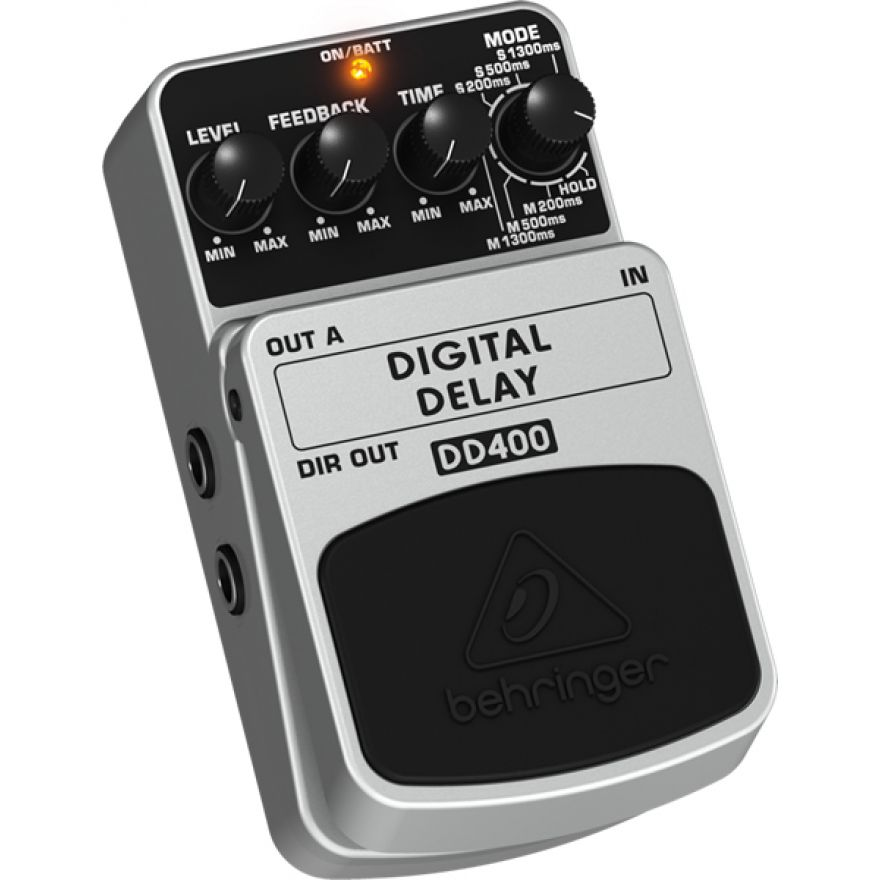 0-BEHRINGER DD400 DIGITAL D