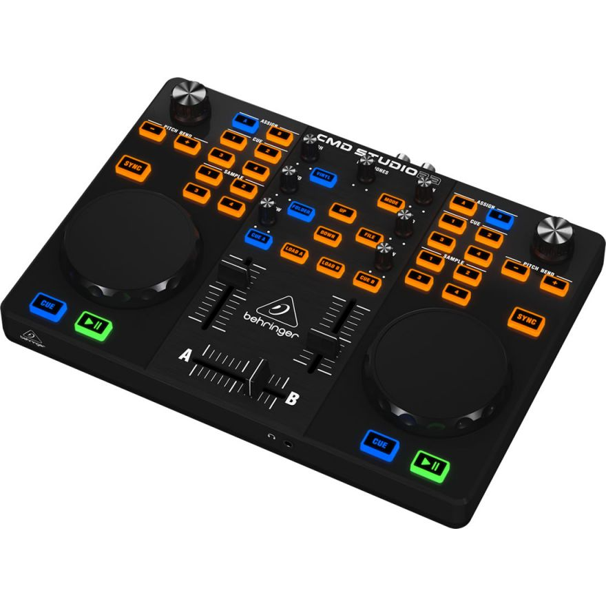 0-BEHRINGER CMD STUDIO 2A -
