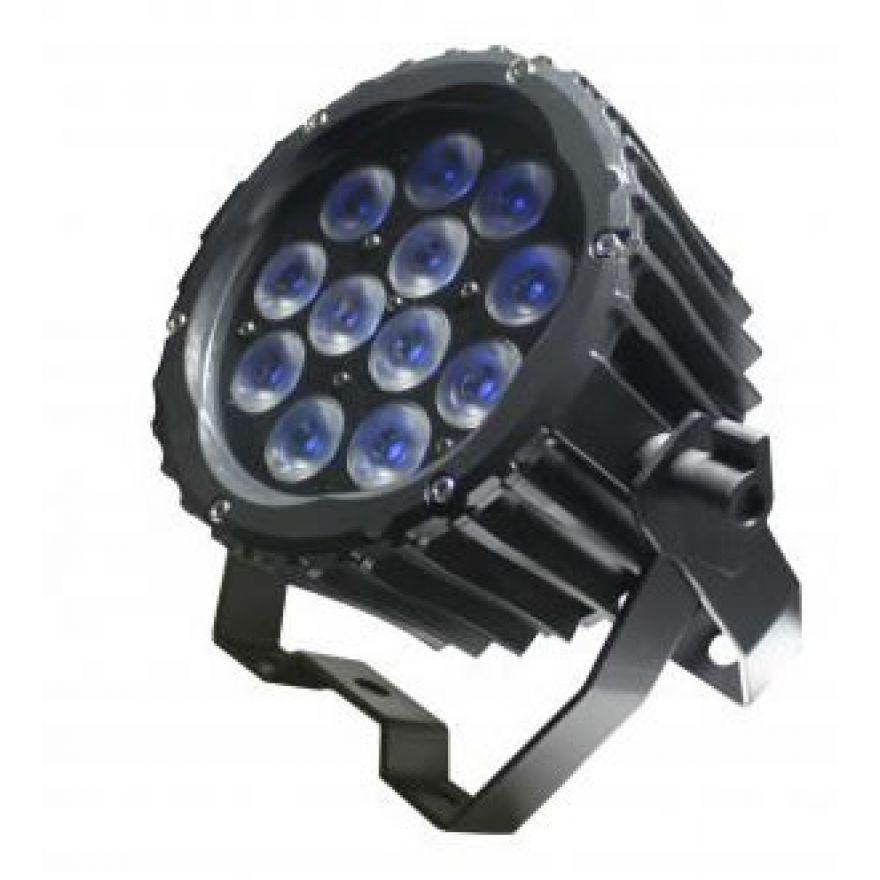 KARMA PARLED 123-2IP - LED PAR 12 X 3W (TRI)