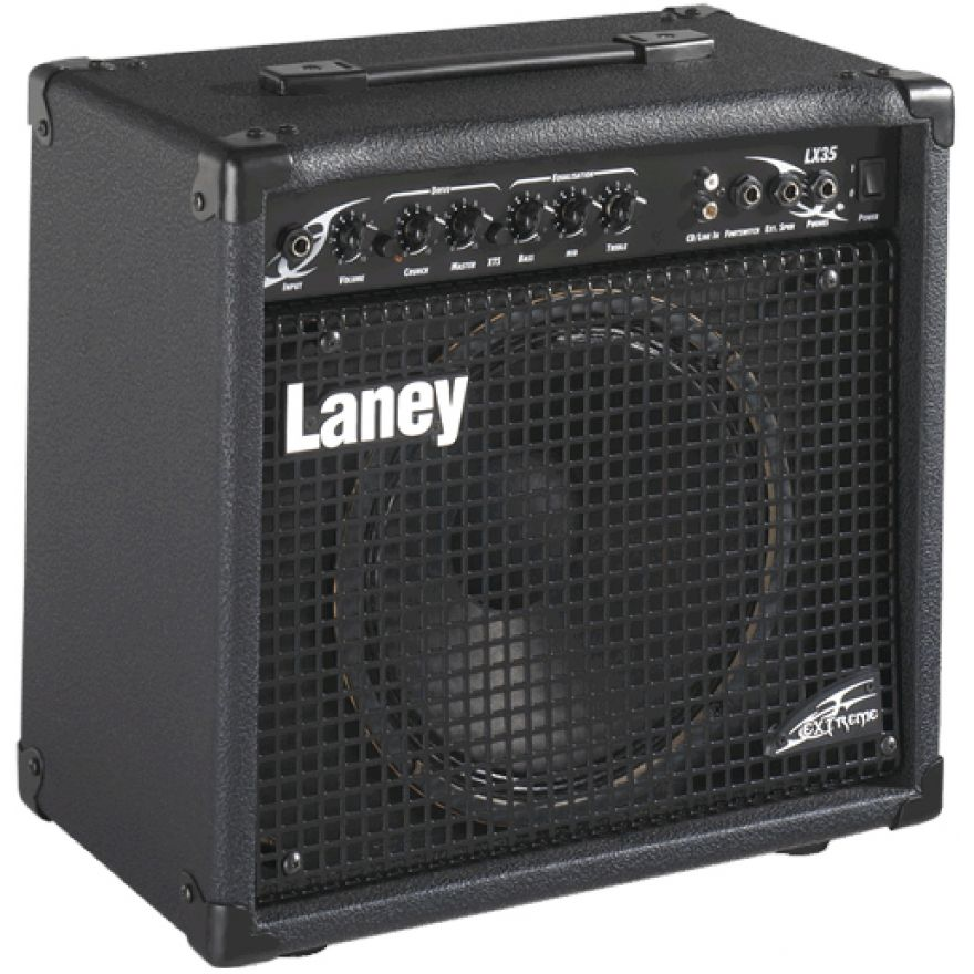 0-LANEY LX35 - AMPLIFICATOR
