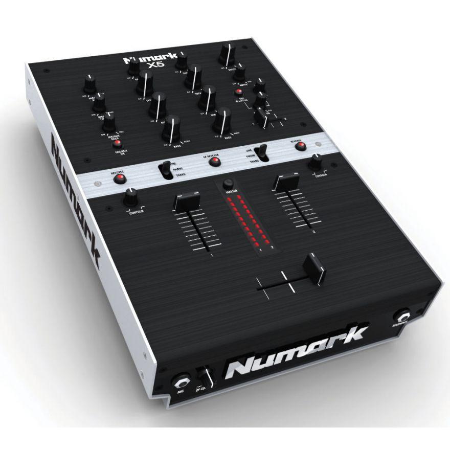 0-NUMARK X5 - MIXER DJ 2 CA