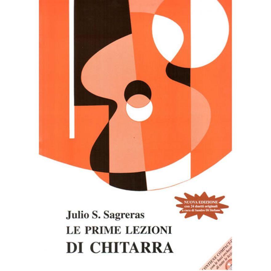BERBEN Sagreras, Julio S. - LE PRIME LEZIONI DI CHITARRA (+CD)