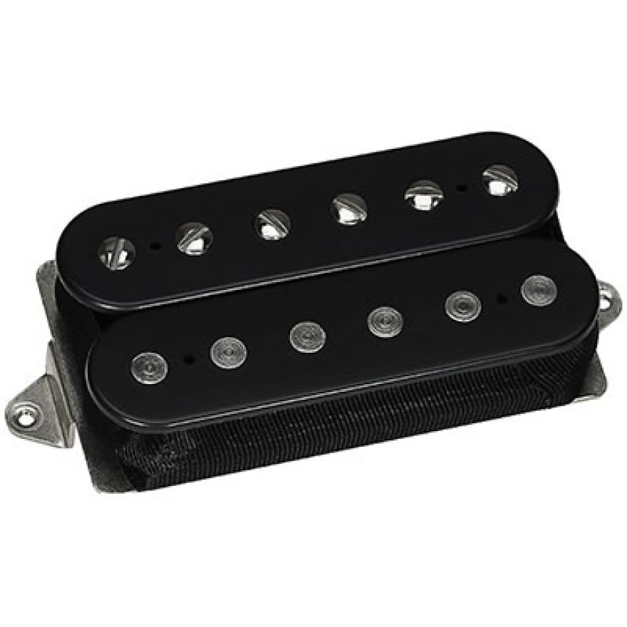 DIMARZIO DP257FBK ILLUMINATOR BRIDGE F-SPACED NERO