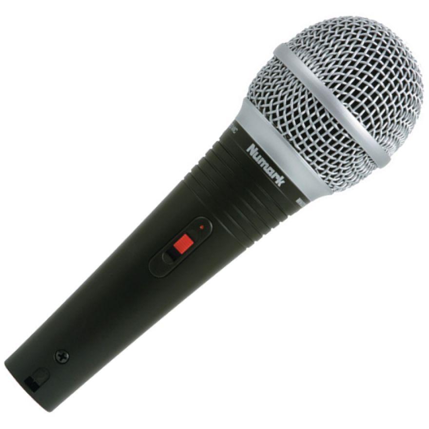NUMARK WM200 - MICROFONO DINAMICO
