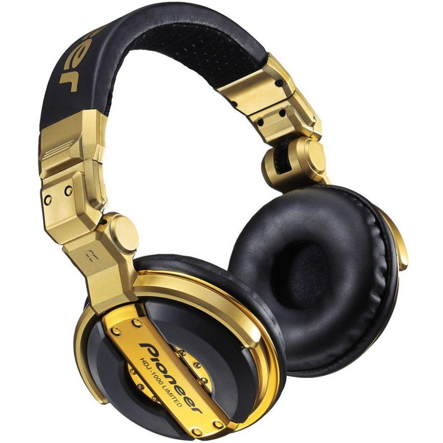 PIONEER HDJ1000 G Gold - CUFFIA PROFESSIONALE PER DJ
