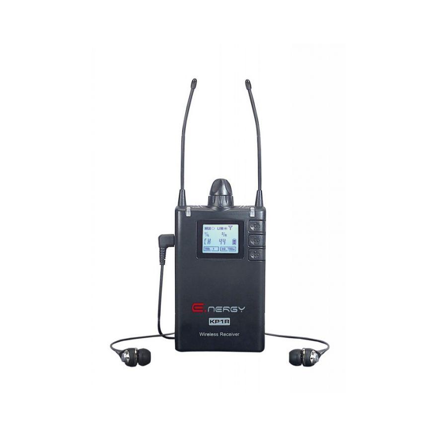 ENERGY KP1R - TRASMETTITORE PER IN EAR MONITOR