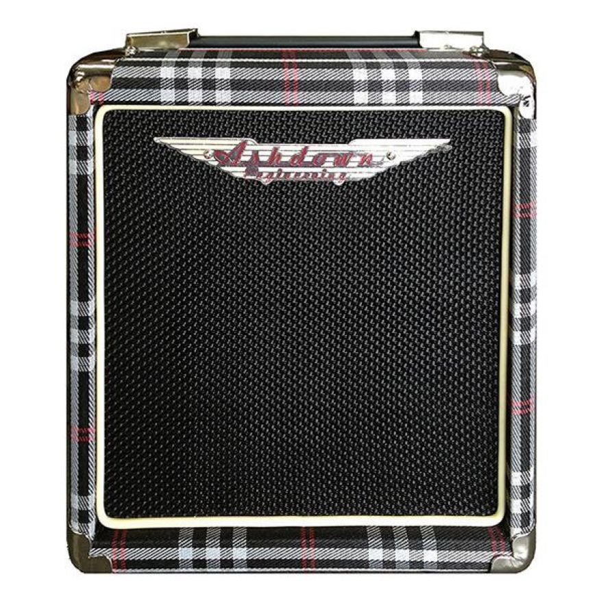 ASHDOWN TOURBUS 10 Tartan Checks - AS-V-TBUS10-TARTANCH